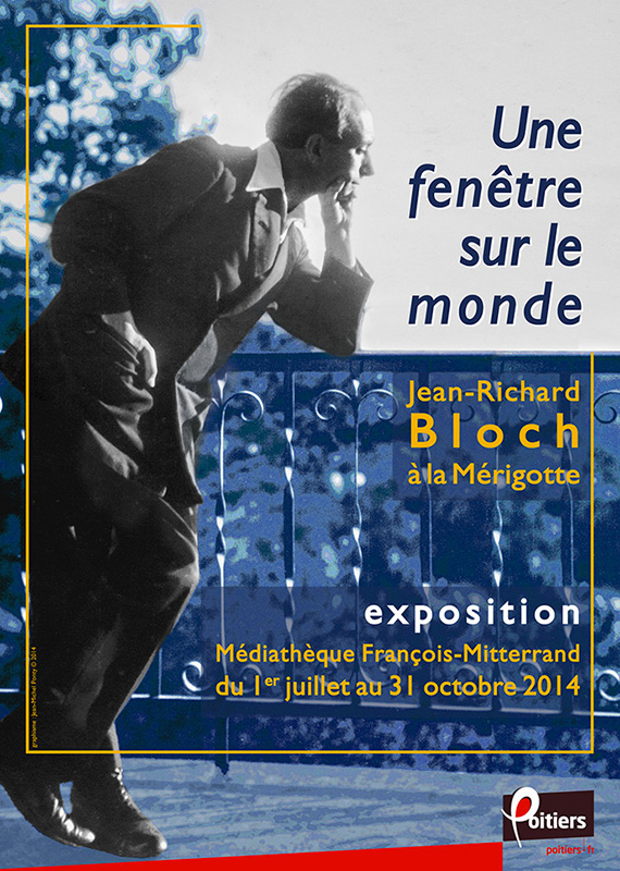 Affiche Jean-Richard Bloch