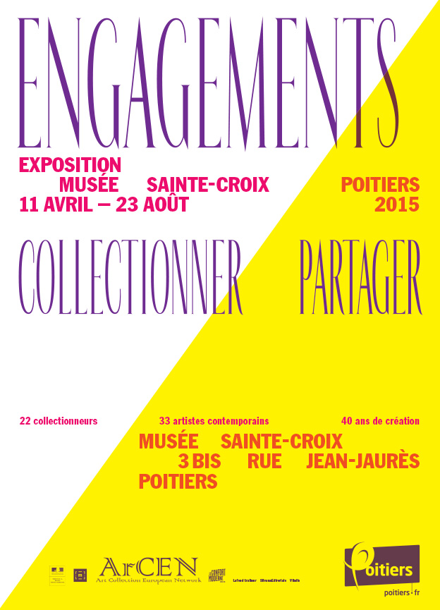Engagements : collectionner / partager